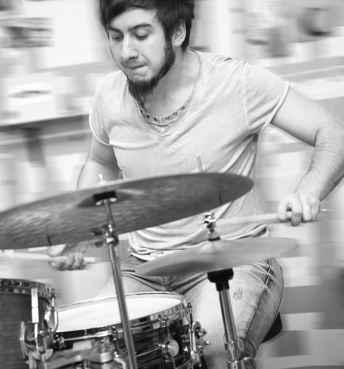 jazz drummer nathan ott